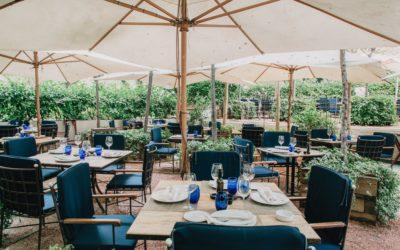 El restaurante Rubaiyat en Madrid estrena terraza y carta este verano