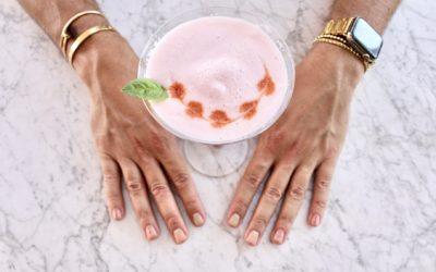 Shangay Rainbow Cocktail y una buena manicura en RADIO ME MADRID
