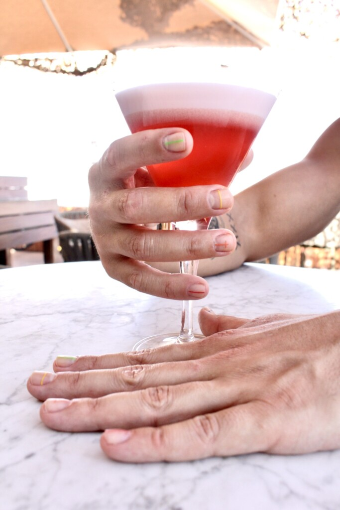 Shangay Rainbow Cocktail
