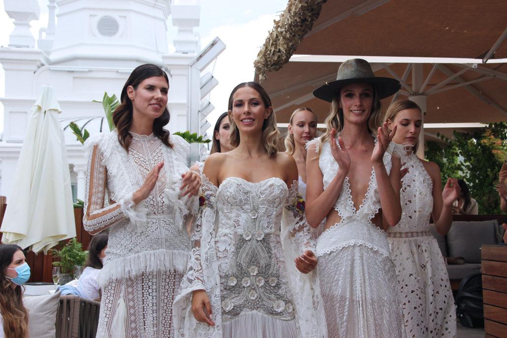 Desfile de Virginia Vald Ibiza