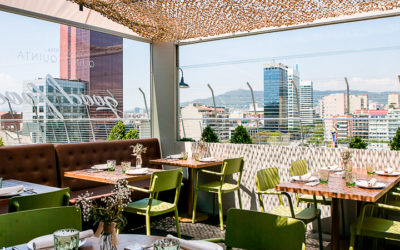 Un restaurante de primera en Barcelona con música en directo